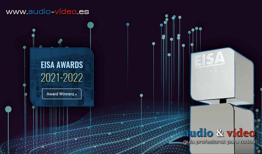EISA 2021-2022 – los mejores productos del mundo – HiFi / HighEnd