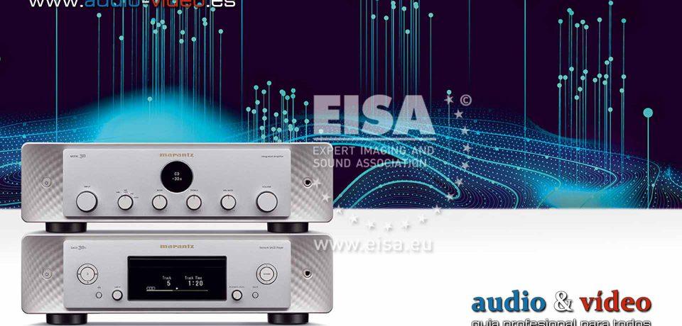 Marantz Modelo 30/SACD 30n – sistema estéreo