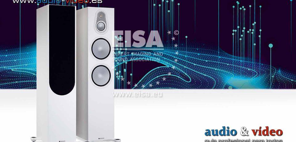 Monitor Audio Silver 500 7G – ALTAVOCES DE SUELO EISA 2021-2022
