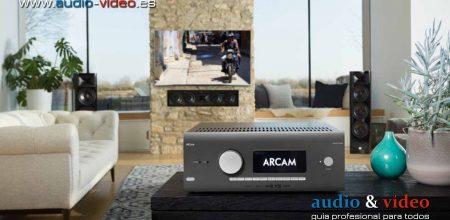 Arcam AVR5 – amplificador 7.1.4 canales