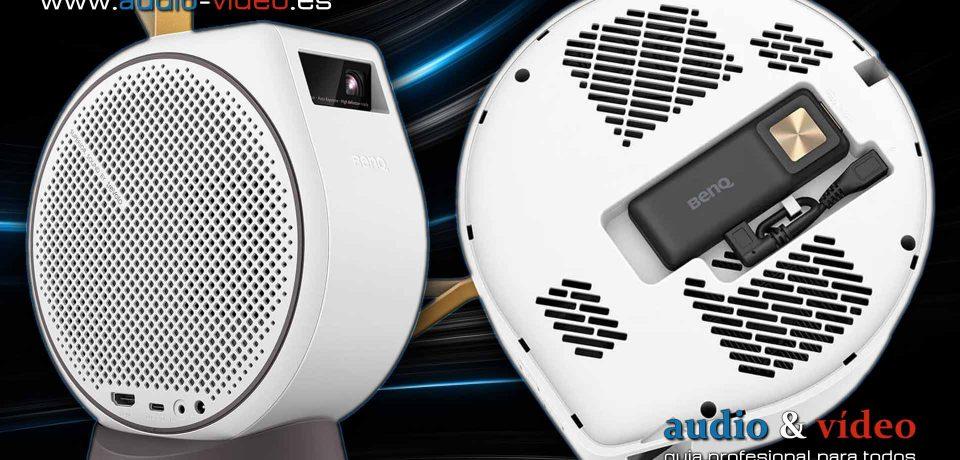 BenQ VG30: el proyector portátil