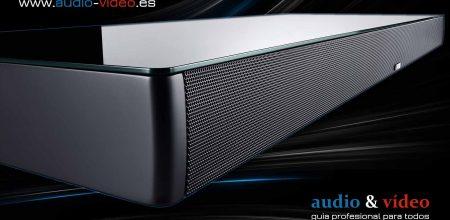 Canton – Smart Sounddeck 100: barra de sonido de 2.1 canales de alto rendimiento