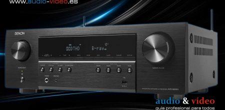 Denon AVR-S660H y AVC-S660H – receptores Home Cinema + precios