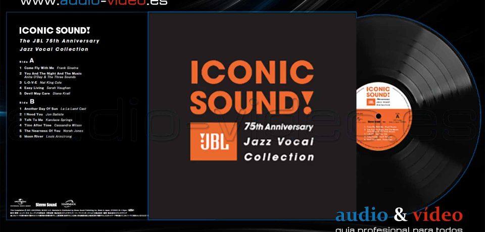 JBL 75th Anniversary Jazz Vocal Collection: disco de vinilo
