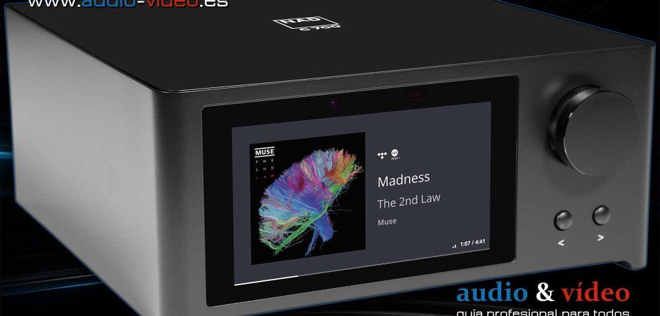 NAD C700 – Streamer, Amplificador con BluOS y Bluetooth HD aptX