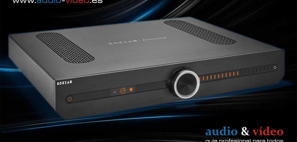 Roksan – serie Attessa – CD, Amplificador, Streamer, Tocadiscos